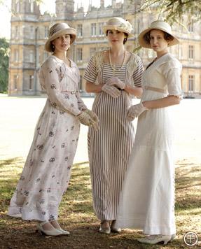 Downton abbey dress styles